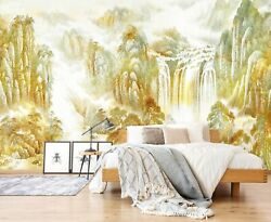 3d Chinese Mountain Kep542 Wallpaper Mural Self-adhesive Removable Jenny