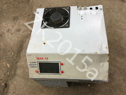 Used Mak10-1101-4-00-f Fast Ship By Dhl Or Ems