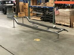 2-8 Model A And Model T Ford Coupe, Sedan, Pickup, Roadster Hot Rod Frame