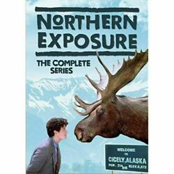 Northern Exposure The Complete Series 1-6 Dvd Box Set 26-discs 2020 Edition