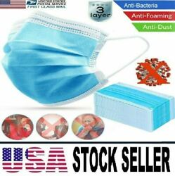 10,000 Pcs Protective Disposable Face Mask 3-layers Medical C.e Approval Ffp2
