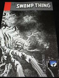 Swamp Thing 8 Snyder 125 Wrap Var Cover New 52 Dc Comics