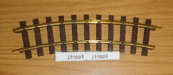 Lionel Large G Scale 8-82001 Curve Train Track Section Piece Railroad Layout