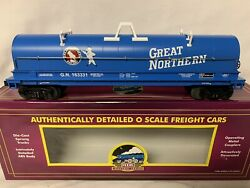 ✅mth Premier Great Northern Coil Car 20-98276 For O Scale Train Set Steel Mill