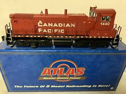 ✅atlas O W/ Lionel Tmcc Canadian Pacific Mp-15dc Diesel Engine 1819-1 O Scale