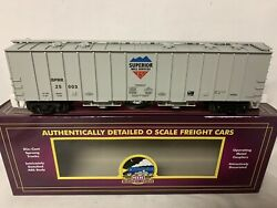 ✅mth Premier Buffalo Pittsburgh 50andrsquo Airslide Covered Hopper 20-97672 O Scale