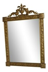 34089 Freidman Brothers 6309 Holly And Berry Leaf Mirror - New