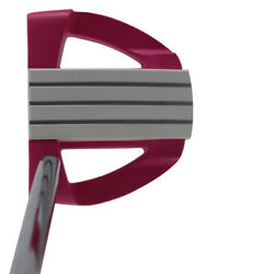 Bionik 701 Pink Golf Putter Right Handed Mallet Style 37 Big And Tall Menand039s
