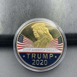 Trump Coins Keep America Great President Trump Election Coin