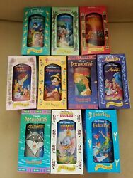 Disney Collector's Series Cups Never Opened