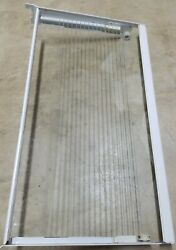Subzero 4181560 4181565 Glass Shelf Assembly Roll Out For 511, 611