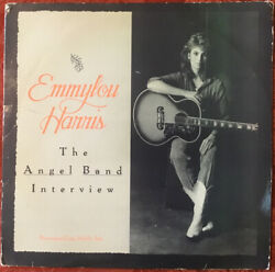 Emmylou Harris The Angel Band Interview 1989 Us Promo Only Music And Interview Lp