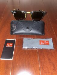 Ray Ban Club Master Light Ray Sunglasses $155.00