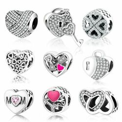 High Quality 925 Sterling Silver Pandora Bracelet Charms Contemporary Style
