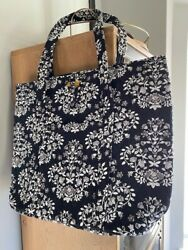 Brand New with Tags - Women's VERA BRADLEY Purse Large Tote - Black