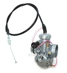 Carburetor And Throttle Cable For Yamaha Blaster 200 Yfs200