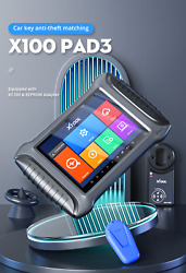 Xtool X100 Pad3 Tablet Immo Programmer Odometer Correction Obdii Diagnostic