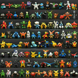 NEW 24 Pieces pvc Toy Mini Figures Monster Animation model collection Gift 2 3cm