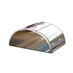 Taco Stainless Steel Large Dive Door Suproflex End Cap F16-0277