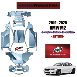 3m Pro Series Precut Paint Protection Clear Bra Kit For Bmw M2 2019-2020