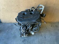 Lincoln Mkz 2013-2016 Oem 2.0l With Turbo And Accessories Block Motor Engine