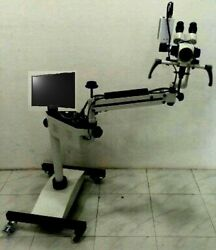 Colposcope Portable 3 Step Magnificationlight Source With Screen Camera