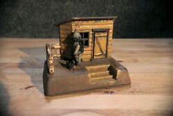 Highly Collectable 136 Uncle Remus Mechanical Cast Iron Bank, Reproduction
