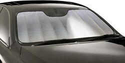 Ultimate Reflector Silver Custom Sun Shade For Windshield-volkswagen