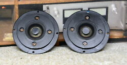 2 Philips Dome Tweeters Ad 0160/78