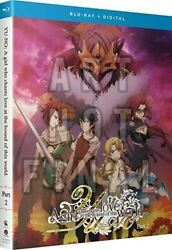 Yu-no A Girl Who Chants Love At The Bound Of This World Part 2 Dvd2020
