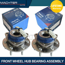 New Front Wheel Bearing Hub For 06-09 Chevy Uplander Buick Saturn Relay 513236x2