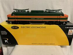 ✅k-line By Lionel Tmcc Great Northern Ep-5 Electric Engine K2733-5019cc O Scale