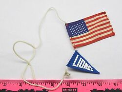 Lionel Lionel Flag For The Flagpole