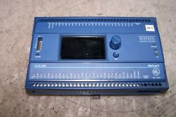 Distech Controls Ecb-650 Bacnet 28-point Programmable Controller Color Display