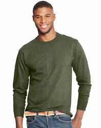 Hanes Mens X Temp Long Sleeve T Shirt
