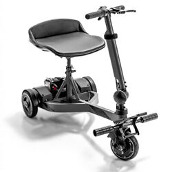New Iride Pride 3-wheel Light Mobility Scooter- Free Phone Holder