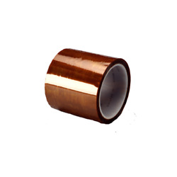 3m Polyimide Film Tape 5413, Amber, 24 In X 36 Yd 2.7 Mil