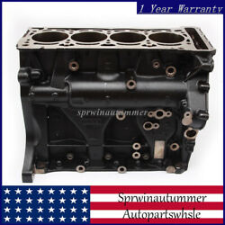 Engine Cylinder Block Fit For Vw Golf Jetta Audi A4 A5 A6 1.8t 2.0t 06h103011h