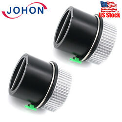 2pcs 4x4 Automatic Front Lockout-auto Locking Hub Lock For Ford F250 350 450