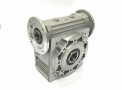 Bw80 Pushfeed Gearbox Wadkin Moulder Ratio 101 - 24mm Male/female Output Shafts