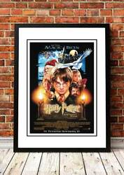 Harry Potter Movie Posters | 8 To Choose From | Available Framed Or Unframed