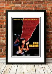 Classic 1990's Movie Posters | 14 To Choose From | Framed Or Unframed