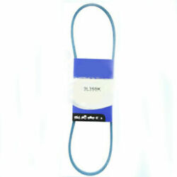 3/8 X 35 Made With Aramid Blue V Belt 3l350k Fits Ariens Gravely