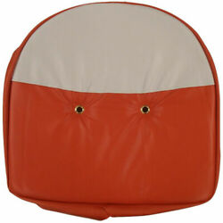21 Cushion Seat Cover Red And White For Ih Farmall Universal Mower And Farm Tractor