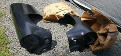 1955 Ford thunderbird Front pair Fenders New original stock  steel pieces NOS