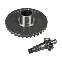 Rear Differential Ring And Pinion Gear For Honda Fourtrax Trx300fw 4x4 1988-2000