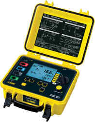 Aemc 6471 2135.49 4-point Ground Resistance Testers