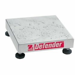 Ohaus D250wx Defender Square Washdown Bench Scale Bases
