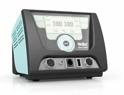 Weller Wxd2n - Two Channel Soldering / Desoldering Station Without Handpieces