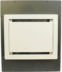 Fsr Pwb-450-wht - Large Format Wall Box W/4 Ac And 3 1-gang Plates And 1 Ips